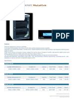 Desiccator Cabinet Winlabtech Dc Series