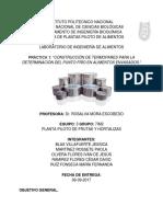 Ia - Practica 1 - Construccion de Termopares Para La Determinacion Del Punto Frio en Alimentos Envasados