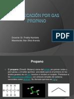 Intoxicación Por Gas