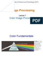 IP 7 Color Image Processing