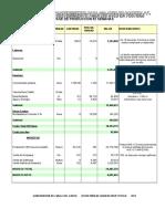 Costos Aves 2013