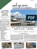 Island Eye News - September 15, 2017