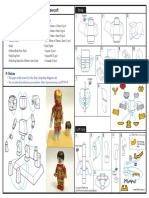 Manual_Lego Ironman MK42 Papercraft