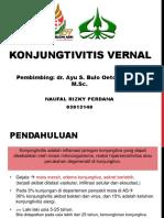 PPT Konjungtivitis Vernal.pptx
