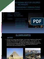 Urbanismo EGIPTO 2