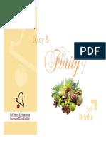 Juicy&Fruity - Soft Drinks