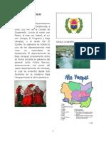 Datos de Los Departamentos de Guatemala