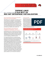 Datasheet- RHEL on RHEV
