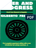 HORTON 1986 - Order and Progress - Brazil From Monarchy to Republic