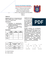 Practica 4 Sintesis de Acido Fumarico