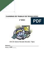 Cuaderno de Trabajo de Tecnologia Eso 2