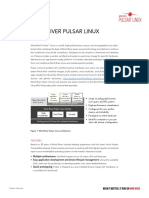Pulsar Linux Product Overview