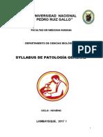 Sylabos Patologia Biologia 2015 i