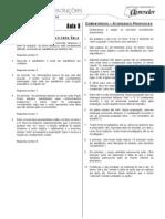 Português - Caderno de Resoluções - Apostila Volume 2 - Pré-Universitário - port1 aula08