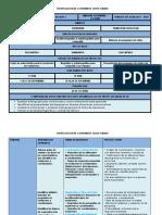 Dosificacion Bloque i 2007-2018