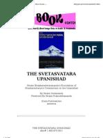 Bhaskareshwarananda-SvetasvataraUpa