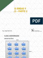 Areas y Volumenes - Factor Ocupacion - Parte 2