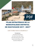 Informe Final Planificacion Estrategica