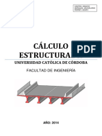 Calculo Estructural II - Final