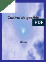 Control de Gestion - Blonda(Author)
