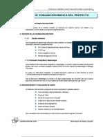 IV.evaluacion Basica Del Proyecto