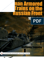 German Armored Trains on the Russian Front 1941-1944