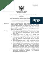 Permendagri No.84 Tahun 2014