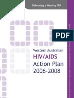 WA HIV Action Pla Aids 3