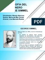 Simmel-filosofia Del Dinero