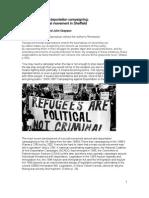 The Politics of Anti Deportation