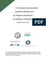 Marcadores del discurso en lenguas románticas.pdf