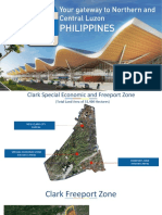 Clark International Airport Presentation at the Northern Luzon Investors' Conference