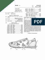 Athletic Shoe Construction