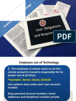 employee technology use policy