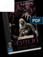 El Elfo Oscuro 2. El Exilio - R.a. Salvatore