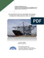 Laporan Akhir Studi penyusunan konsep standar di bidang prasarana pelayaran.pdf