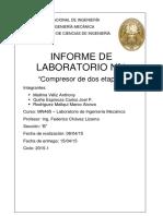 Inf1 Compresor de Dos Etapas