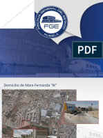 Presentación sobre feminicidio de Mara Fernanda Castilla