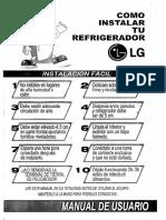 GR-T453SH (Manual  LG)