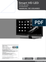 PTV3232ILED Serie H0N13 User Manual