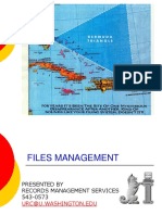 Files ManagementRevised