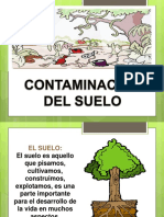 Contaminación Del Suelo Geosistema Expo