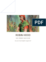 Robin Hood Adaption Essay