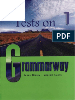 Tests on Grammarway1.4
