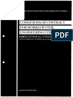 Fidic Clauses Comparison Practical Guide