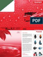 Aquamatik E Catalogue