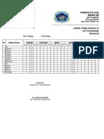 2.1.4.2 Jadwal Pemeliharaan Sarpras (1)