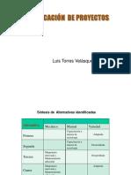 Evaluación de  Proyectos  B-C.ppt