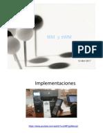 Modulo Wm Presentacion 2
