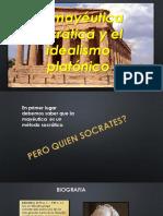 Mayeutica Socratica e Idealismo Platonico